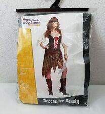 Pirate Buccaneer Beauty Dress California Costumes 01124 Halloween