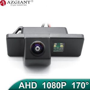 170° HD AHD Vehicle Rear View Camera For Nissan X-TRAIL Citroen C4/5 Peugeot 307