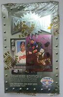 1996 Fleer Metal MLB Baseball Hobby Box Factory Sealed 24 Packs