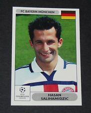 #225 SALIHAMIDZIC BOSNIE BAYERN MÜNCHEN FOOTBALL CHAMPIONS LEAGUE 2000-2001