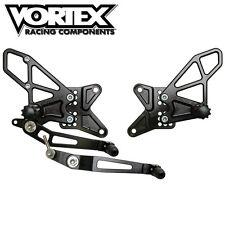 HONDA 2004-2007 CBR 1000RR VORTEX RACING REARSETS RS205K VERSION 1
