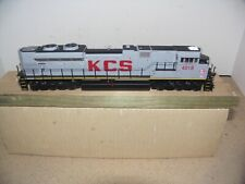 ATHEARN HO SCALE MODEL OF A KANSAS CITY SOUTHERN SD-70 ACe DIESEL LOCO, NEW/UNUS