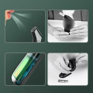 Portable LCD Household Breath Alcohol Testers Breathalyzer Alcohol Detector Test