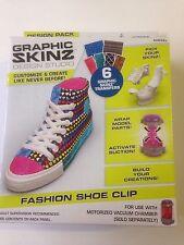 Graphic Skinz Design Studio - Fashion Shoe Clip