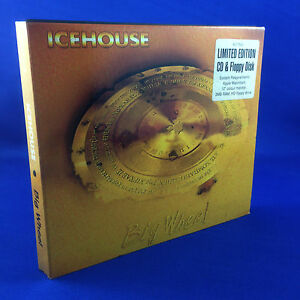 ICEHOUSE: Big Wheel (ULTRA RARE OUT OF PRINT 1993 Limited Edition 1st PRESSING)