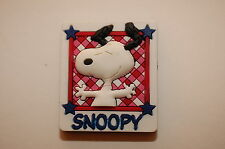 SNOOPY RED WHITE & BLUE # 90 CHARLIE BROWN PEANUTS