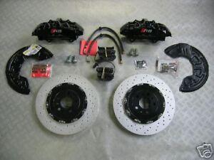 Audi RS 4 RS4 B7 RS 6 Bremse   8 Kolben Brembo Bremsensatz RS6 RS 4  365x34 mm