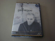 DISTORTION DVD & BICYCLE CARD GIMMICK BY WAYNE HOUCHIN & THEORY11 MAGIC TRICK