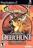 Cabela's Deer Hunt: 2004 Season (Sony PlayStation 2, 2003)