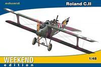 eduard - Roland C. II West Front Sommer 1917 Modell-Bausatz - 1:48 109 NEU OVP