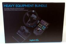Logitech G Heavy Equipment Bundle Farm Sim Controller