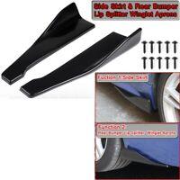 00-03 BMW X5 E53 Bumper Molding Trim Pair L/&R Aprons
