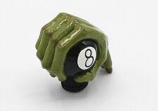 Univsersal JDM Car Truck Custom Skull black 8 ball Shift knob shifter gear knob