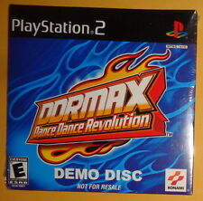 Ddrmax: Dance Dance Revolution PLAYSTATION 2 Demo Disco - SLUS-29037