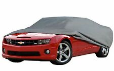 Rampage Grey Cover 4-Layer Breathable w/ Lock Cable&Storage Bag for 10-20 Camaro