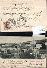 114759,Gruss aus Vöslau 1898