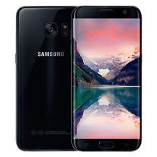 Samsung Galaxy S7 Edge Sm-g9350 Noir Dual SIM Débloqué Téléphone 12 MP 32 Go