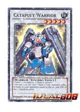 YUGIOH x 3 Catapult Warrior - SP13-EN049 - Starfoil Rare - Unlimited Edition Nea