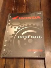 Honda ARX1500 T3/T3D Service Manual 2008 NOS NEW IN PACKAGE