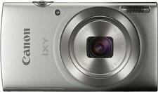 Canon Digital Camera IXY 180 Silver Optical 8x Zoom IXY180SL
