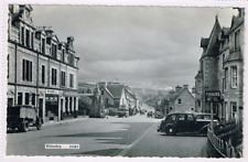 PERTHSHIRE - PITLOCHRY - Atholl Road - Real Photo - c1940/50s