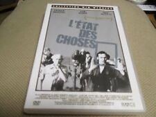 """DVD """"L'ETAT DES CHOSES"""" Patrick BAUCHAU, Viva AUDER / Wim WENDERS"""