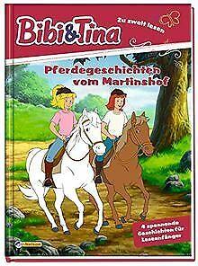 Bibi und Tina: Pferdegeschichten vom Martinshof: Zu zwei... | Buch | Zustand gut