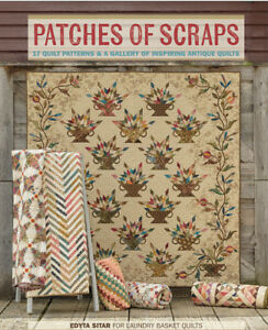 Patches of Scraps by Edyta Sitar
