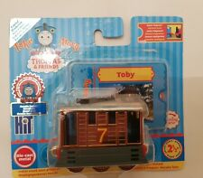 Thomas The Tank Friends TAKE N PLAY METALLIC TOBY LIMITED EDITION NEW BOXED