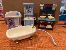 Loving Family Baby Changing Table, Kids Sink, Adult Sink , Bathtub