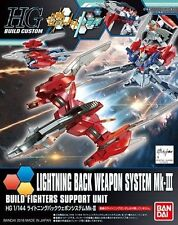 Gundam Build Fighters Try Lightning Back Weapon System Mk-Iii 3 1/144 Model Kit