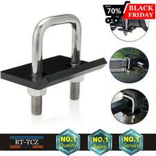 """Hitch Tightener Bracket Anti Wobble Cargo Carrier Rack No Rattle 2"""" or 1.25"""" New"""