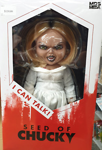 Child's Play 5: Seed of Chucky - Tiffany Mega Scale Figure mezco