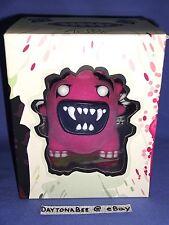 Fuzzy Pink Flocked Axtrx Attaboy 2006 Vinyl Figure Toy Alex Pardee Dunny Kozik