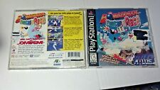 Bomberman Fantasy Race ...Sony PS1 Playstation 1 2 or 3 ...Complete CIB L