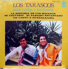 Jaime Calleja Y Jose Ramon - Los Tarascos LP Mint- DML 1093 Vinyl 1978 Record