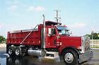 Dump Truck Tarp System 4 Spring Electric Aluminum Complete Flip Tarp WITH TARP