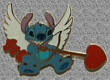Stitch as Cupid Pin - Valentine's Day - DISNEY Shopping Pin LE 250