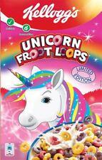 KELLOGG'S Unicorno froot Loops EDIZIONE LIMITATA cereali 375 G