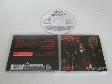 Eazy-E ‎– Eazy-Duz-It / BCM Records ‎– CD 076-555612 CD ALBUM
