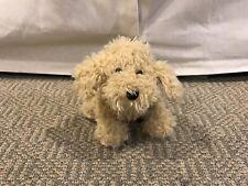 Webkinz Labradoodle - Great Used Condition - Tan Cockapoo Puppy - Brown Lab Dog
