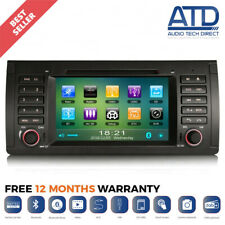 "7"" Direct Fit GPS Sat Nav Car Bluetooth DVD Radio For Range Rover L332 Vogue HSE"