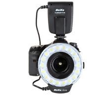 LED Makroblitz Meike FC-110 Ringblitz Ringleuchte für Olympus DSLR