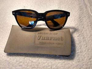 Vintage VUARNET Early 1990s Sunglasses 088 with Skilynx Acier Mineral Glass Lens
