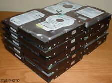 "(Lot of 10) Name Brand 500 GB SATA 3.5"" Desktop Hard Drives Tested Used 500GB"