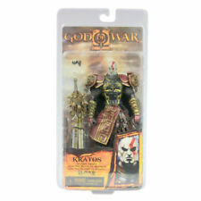 God of War 2 Kratos in Ares Armor With Blades PVC Action Figure Model Toy