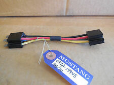 1969 1970 Mercury COUGAR FORD MUSTANG C9ZA-19945 SHORT WIRE HARNESS HEAT AIR AC