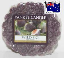 YANKEE CANDLE Tart Melt ** Wild Fig ** FREE Postage for ADDITIONAL TARTS