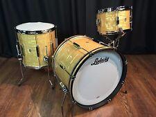 Ludwig drums sets USA Club Date Downbeat kit Aged Onyx 8x12, 14x14F, 14x20 New