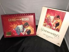 GONE WITH THE WIND Box Set DVD Movie 70th Anniversary & DELUXE Edition VHS Lot